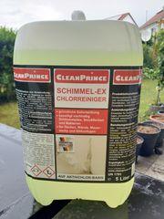 Chlorreiniger - 5 Liter