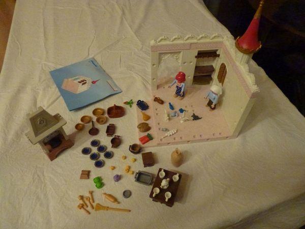 Playmobil Küche | Playmobil Kuche Fur Prinzessinenschloss 4251 In Weisenheim