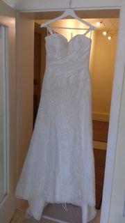 Hochzeitskleid Größe 36