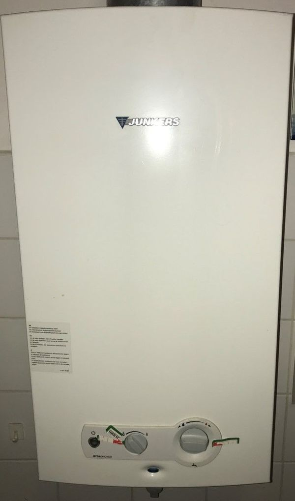JUNKERS JETATHERMCOMPACT WR 14-2 G23