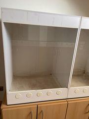 Kunststoff-Hoch-Terrarium 60x55x80 cm LxBxH gebraucht