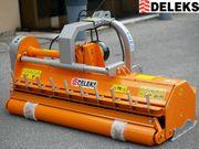 DELEKS® PANTERA-150 Schlegelmulcher Mulcher Seitenverstellbar
