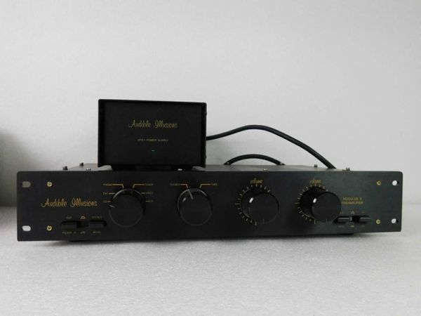 AUDIBLE ILLUSIONS MODULUS 3A PREAMP