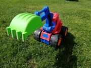 Kinderspielzeug Bagger