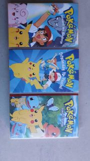 Pokemon VHS Videokassetten