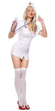 Erotisches Rollenspiel Ärztin Krankenschwester - Patient