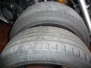 225-45-17 2X Hankook Ventus- Michelin