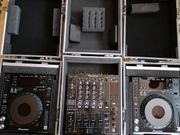 DJ SETUP 2x PIONEER CDJ