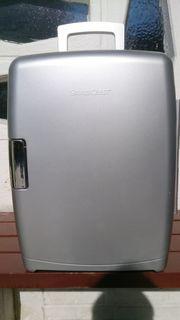 Mini-Kühlschrank tragbar