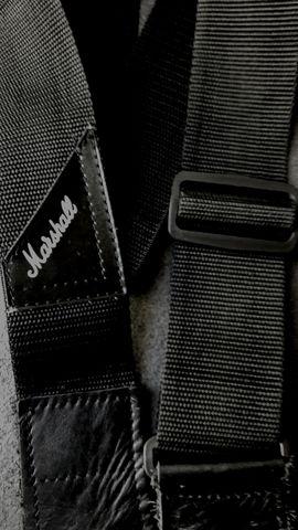 SUCHE Marshall Gurt / Gitarrengurt / Guitar Strap