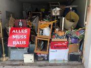Garagenflohmarkt in Bad Orb viel
