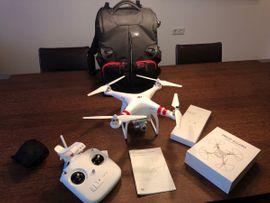 Drohne DJI Phantom Vision 2: Kleinanzeigen aus Lustenau - Rubrik RC-Modelle, Modellbau
