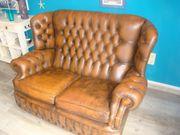 103 Hochwertiges Chesterfield Sofa Vintage