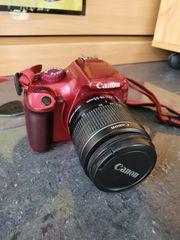 EOS 1100D Spiegelreflexkamera topCanon 1100D
