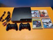 Playstation 3Spiel Konsolen mit 4Spiel