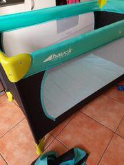 Hauck Babyreisebett mit integrierter plus