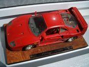 Automodell - Penao Ferrari F40 Gedenk-Version