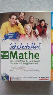 Schülerhilfe Schülerwissen, Mathematik