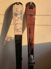 Jugend-Ski von Head Allrounder 149