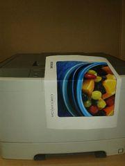 Gebrauchte Drucker Lexmark