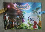 Dragon Quest XI Poster