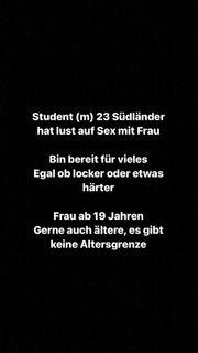 Suchst du einen Studenten für