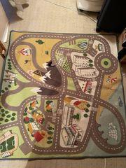 Spielzeugteppich spieleteppich Teppich für Kinder