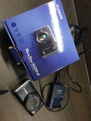 Canon Kamera PowerShot SX210 IS