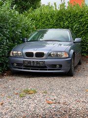 BMW 318 Ci Coupe M-Optik