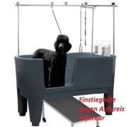 Hundebadewanne Bathtube Profi 148 x