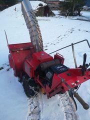 Schneefräse Rapid405 20PS