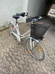 top Fahrrad neuwertig