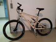 MTB Mountainbike Fully Kraftstoff