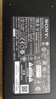 Sony Netzteil Original 120W