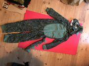 Krokodil bzw Drachen Kostüm für