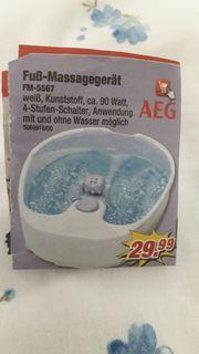 Fuss Massagegerät