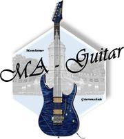 Die Gitarrenschule Ma-Guitar in Mannheim