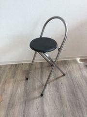 Stühle für Küchenbar klappbar 2er