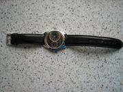 Armbanduhr für 2 Zeitzonen