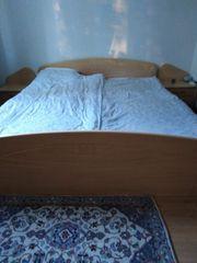 Doppelbett zu verscheken