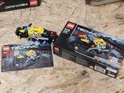 Lego Technik Stunt Motorrad