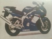 Yamaha YZF R6 zu verkaufen
