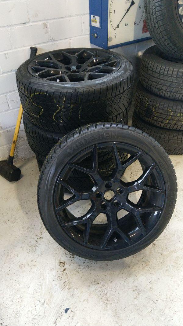 Komplettsatz Winterräder für Jaguar F-Type