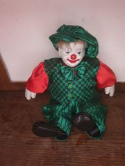 Verkaufe harlekin Clown