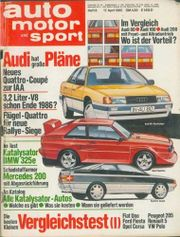 Auto Motor und Sport 9