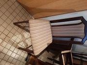 6 Esszimmer Stühle