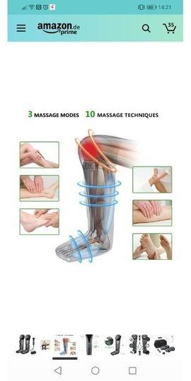 Bild 4 - FIT KING Massagegerät für Beine - Rankweil