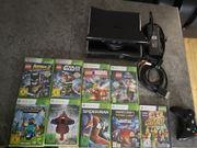 XBox 360 mit 9 Spiele
