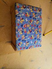 Holz-Spielkiste Truhe holzkiste mit Deckel