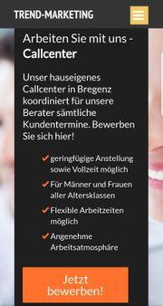 Bregenzer Callcenter sucht Verstärkung